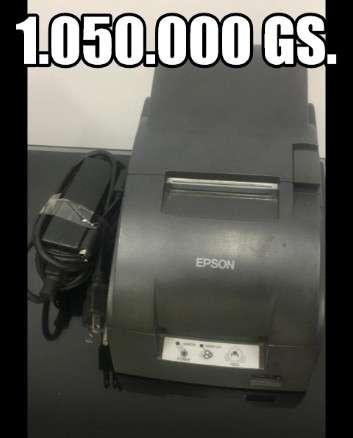 Ticketeadoras Epson - 0