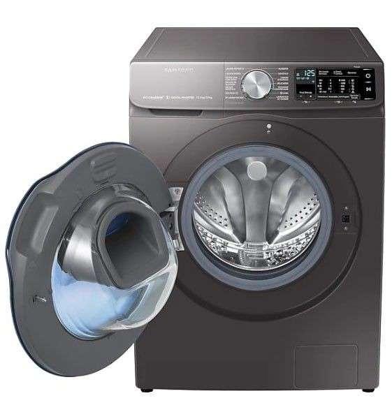 Lavasecarropas Samsung 12,5 Kg seca 7 Kg Q-Rator Air Wash Eco - 2