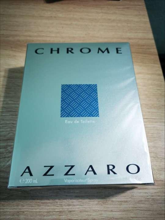 Azzaro Chrome 200 ml - 0