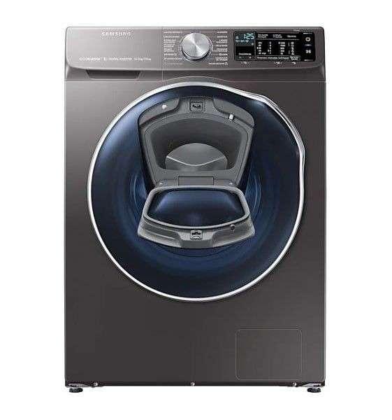 Lavasecarropas Samsung 12,5 Kg seca 7 Kg Q-Rator Air Wash Eco - 1