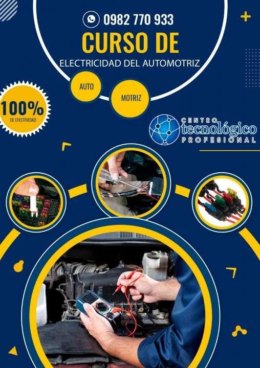 Curso de electricidad automotriz - 0