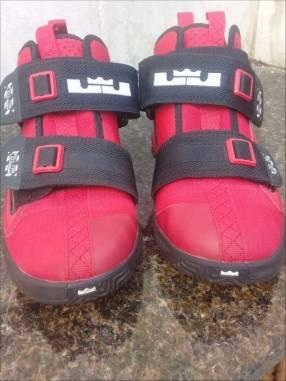 Champion Nike Soldier de niño calce 4.5