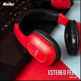 Auricular inalámbrico estéreo FEEL KAB-348