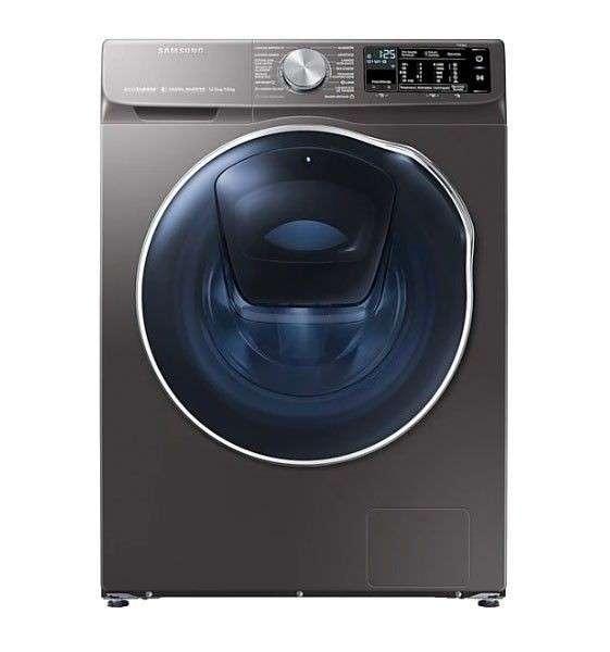 Lavasecarropas Samsung 12,5 Kg seca 7 Kg Q-Rator Air Wash Eco - 0