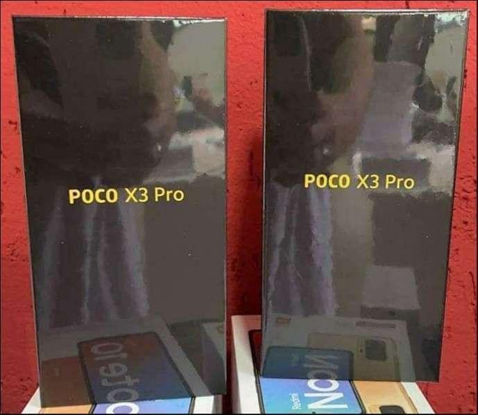 Poco X3 PRO 256 gb y 8 gb RAM nuevos - 0