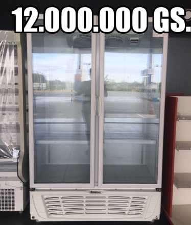 Visicooler de 2 puertas Gelopar - 0