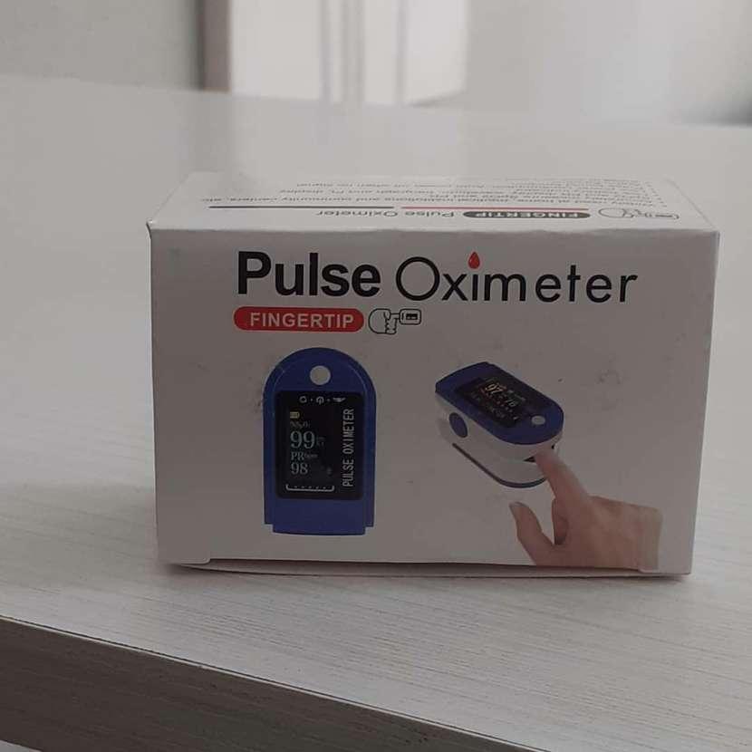 Oxímetro Saturómetro Digital Fingertip - 1