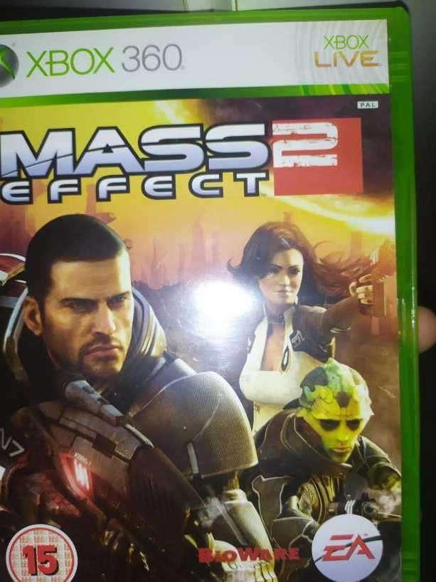 Mass efect 2 Xbox 360 - 0