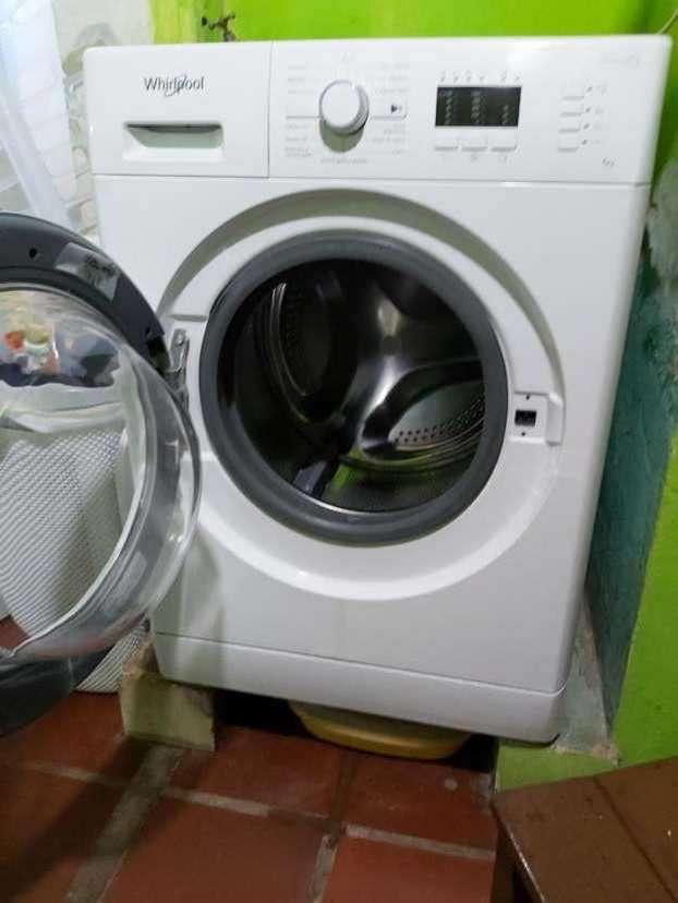 Lavarropas Whirpool Usado en Venta - 1