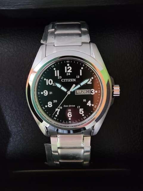 Reloj Citizen Garrison Eco-Drive - 0