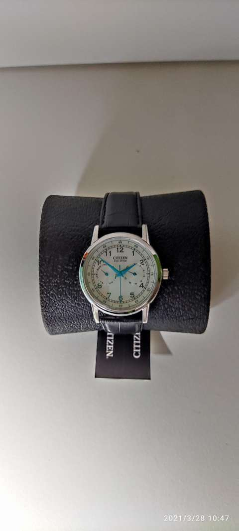 Reloj Citizen Eco-Drive - 0