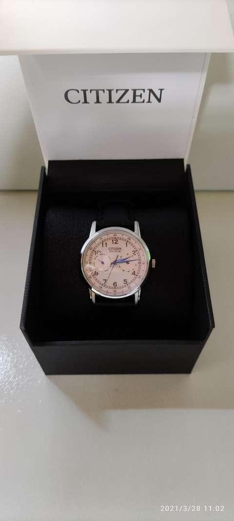 Reloj Citizen Eco-Drive - 1