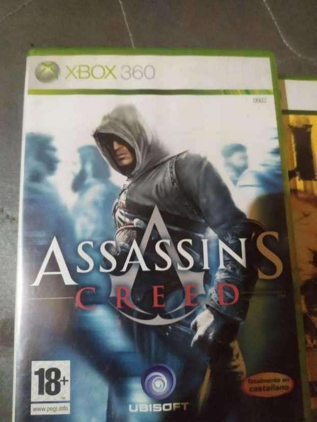 Assassins Creed Xbox 360 - 0
