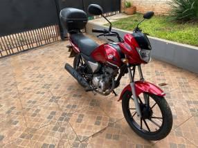 Moto Yamaha YCZ 110