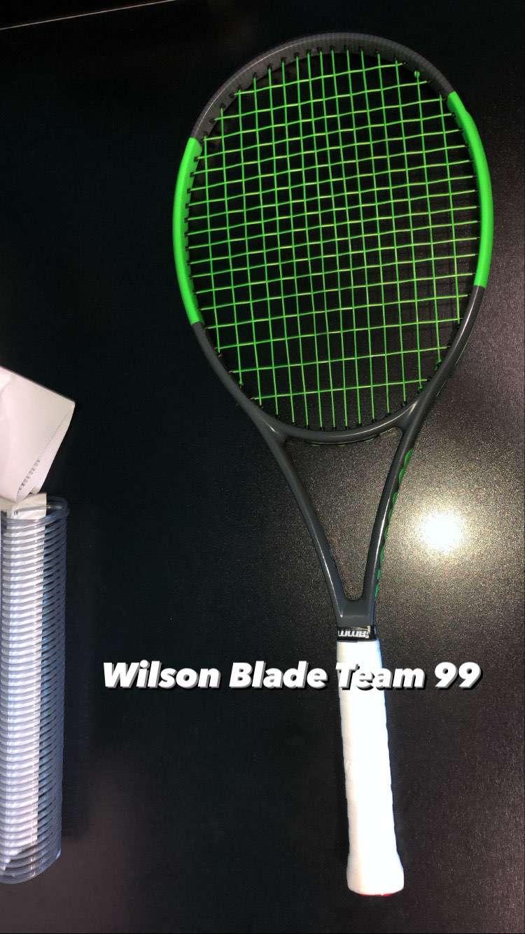 Raquetas profesionales - 2