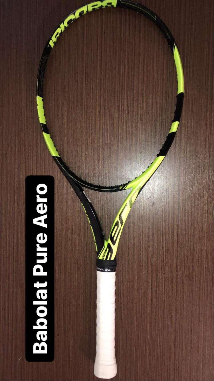 Raquetas profesionales - 4