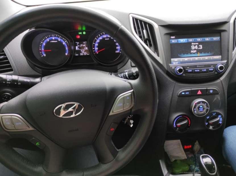 Hyundai HB20X 2019 naftero automático - 6