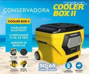 Conservadora con speaker cooler box 2 Consumer