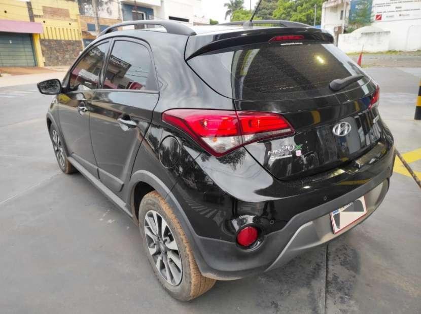 Hyundai HB20X 2019 naftero automático - 1