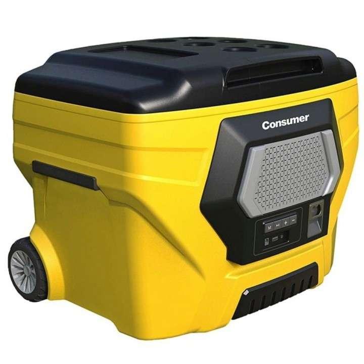 Conservadora con speaker cooler box 2 Consumer - 1