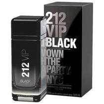 Perfume Carolina Herrera 212 Vip Black Eau de Parfum Masculi