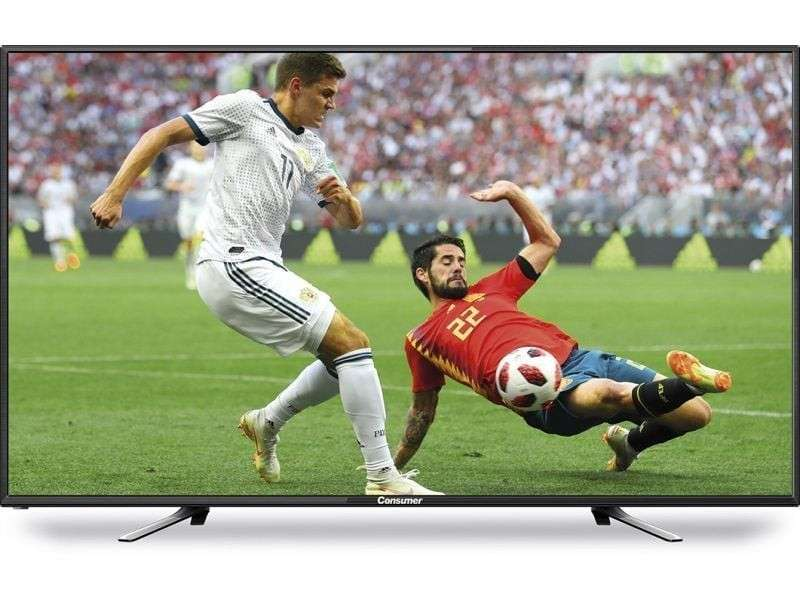 Smart TV 40 pulgadas Consumer - 0