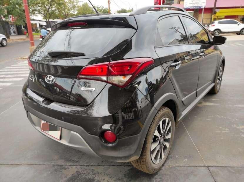 Hyundai HB20X 2019 naftero automático - 4