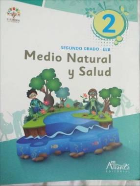 Libro medio natural y salud editorial Alianza
