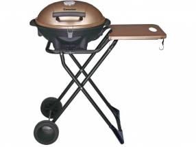 Parrilla eléctrica grill plegable Consumer
