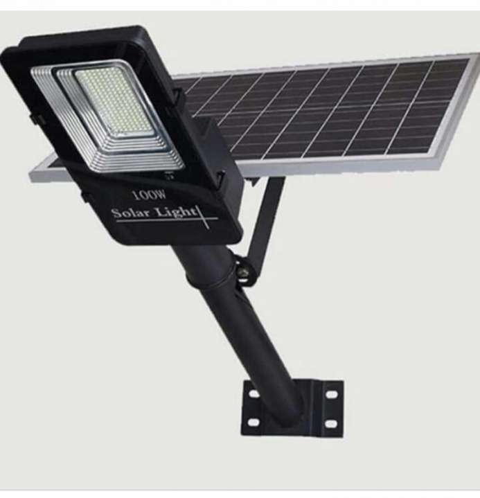 Alumbrado Solar LED de 200W - 0