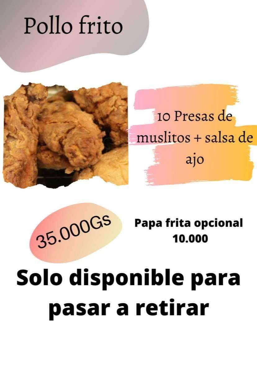 Pollo frito - 0