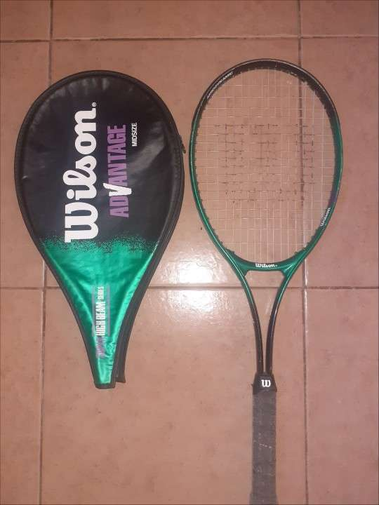Raqueta de tenis - 0