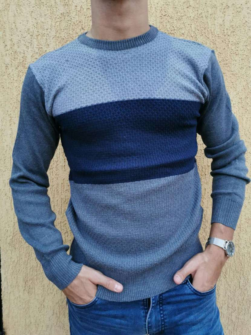 Suéter p/ caballeros - 0