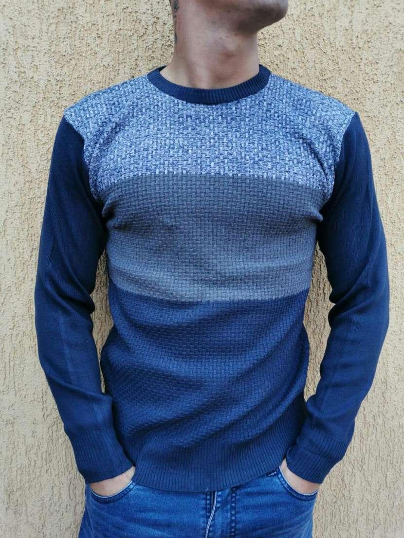 Suéter p/ caballeros - 2