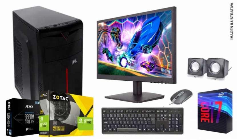 PC de escritorio Intel Core i7 Nvidia 2 GB - 0