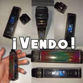 Vapeador Vinci X + esencia + pila