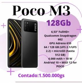 Xiaomi Poco M3 de 128 gb