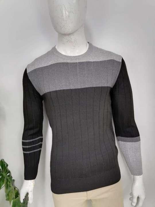 Suéter para hombre - 2