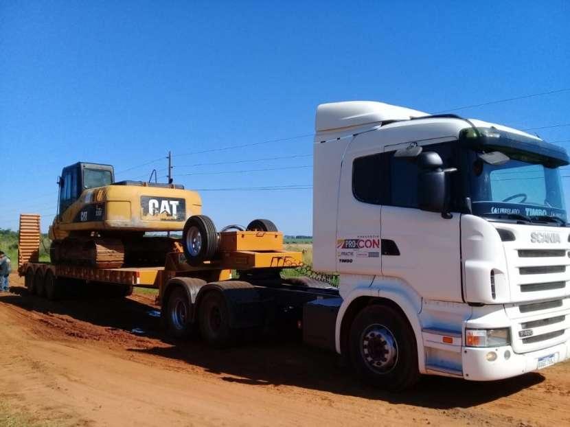 Transporte de maquinaria pesada - 0