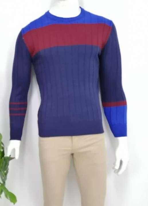 Suéter para hombre - 4