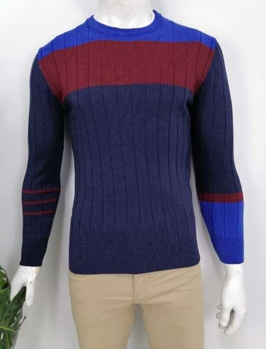 Suéter para hombre - 7