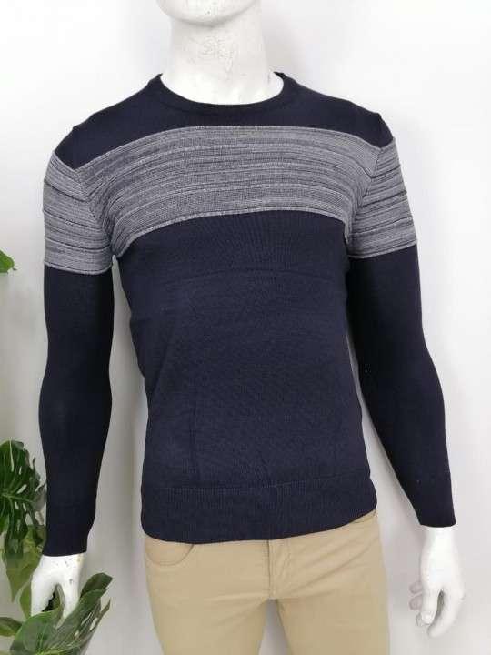 Suéter para hombre - 1