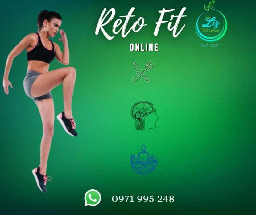 Reto Fit Online - 0