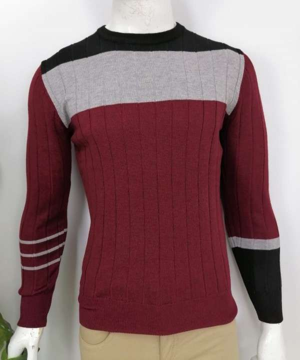 Suéter para hombre - 8