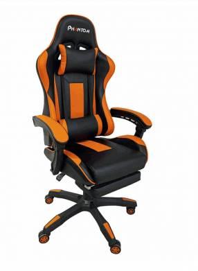 Silla gamer phantom empoli naranja (3927)