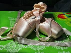 Zapatilla de punta Ballet
