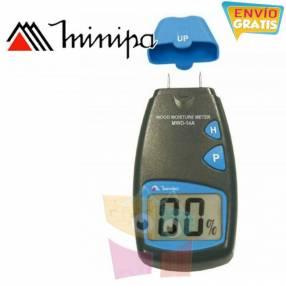 Medidor de humedad de madera Minipa MWD-14A