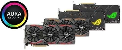 VGA Asus Strix GTX1070 Aura 8GB STRIX-GTX1070-O8G-Gaming - 3