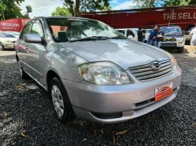 Toyota corolla serie g 2004 motor 2.0 diesel automatico