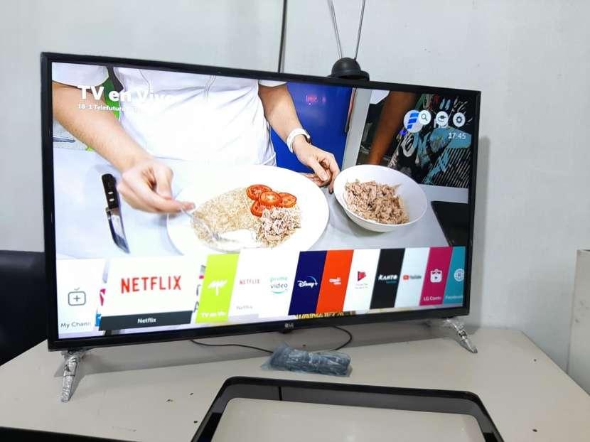 TV Smart 43 pulgadas LG FHD - 1